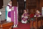 église du st sacrement liège: messe grégorienne de la septuagési