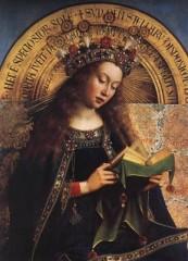 Saint Vierge, Van Eyck.jpg