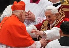 décès du cardinal julien ries