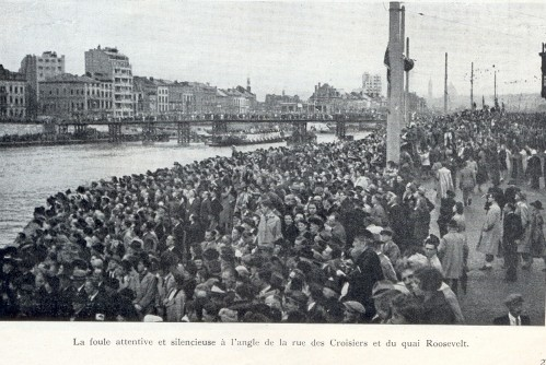 fête-dieu 2011 à liège: messe et procession au centre-ville