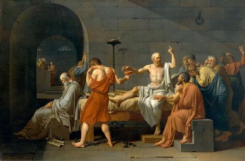 VE PN 103 Socrate boit la ciguë.jpg