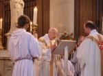 votre semaine sainte à l'église du saint-sacrement: tous les off