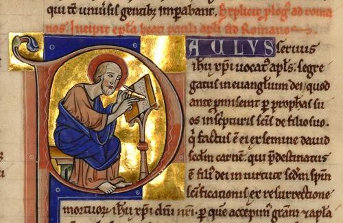 VE PN n° 111 Espérance saint Paul ob_2599e2_epitre-paul-romains-enluminure-bnf.jpg